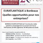 Euratlantique Bordeaux : quelles opportunités pour nos entreprises ?