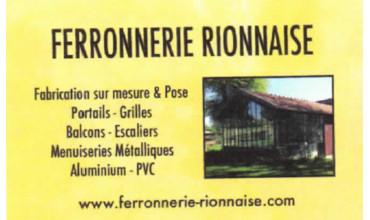 Ferronnerie Rionnaise