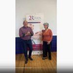 2Rives à vos côtés – Ina Boureille propose son aide aux entrepreneurs du club